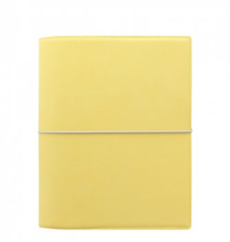 Diář Filofax Domino Soft A5 Lemon