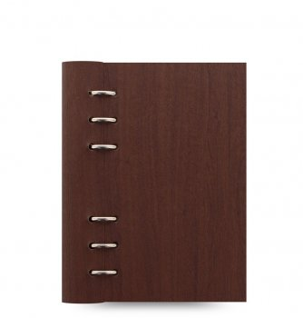 Filofax Clipbook A6 Architexture Rosewood
