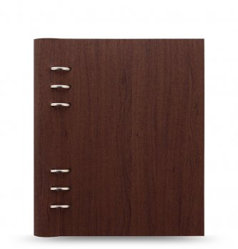 Filofax Clipbook A5 Architexture Rosewood