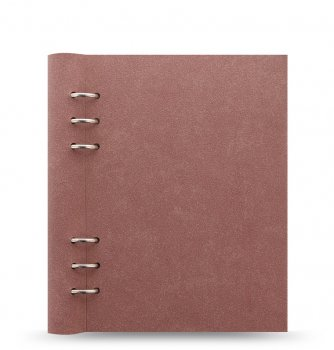 Filofax Clipbook A5 Architexture Terracotta