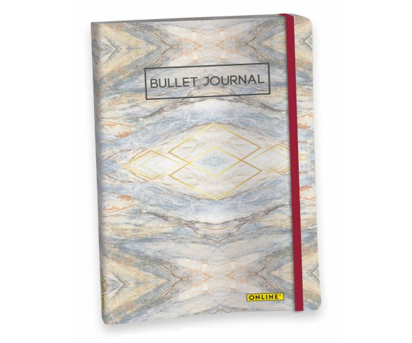 Online Bullet Journal Marmor