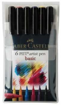 Faber Castell Pitt brush - basic
