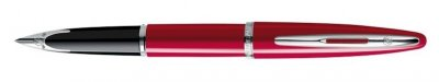 Waterman Carene Glossy Red ST, plnicí pero