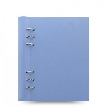 Filofax Clipbook A5 Pastels Vista Blue
