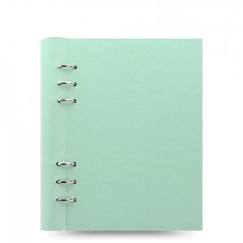 Filofax Clipbook A5 Pastels Duck Egg