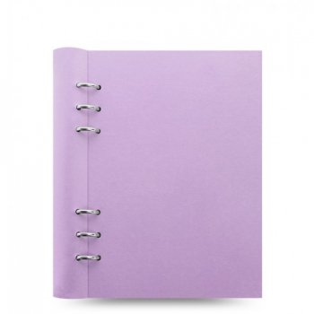 Filofax Clipbook A5 Pastels Orchid